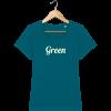t-shirt-bio-brode-green-bottlegreen-beige_ocean-depth_face