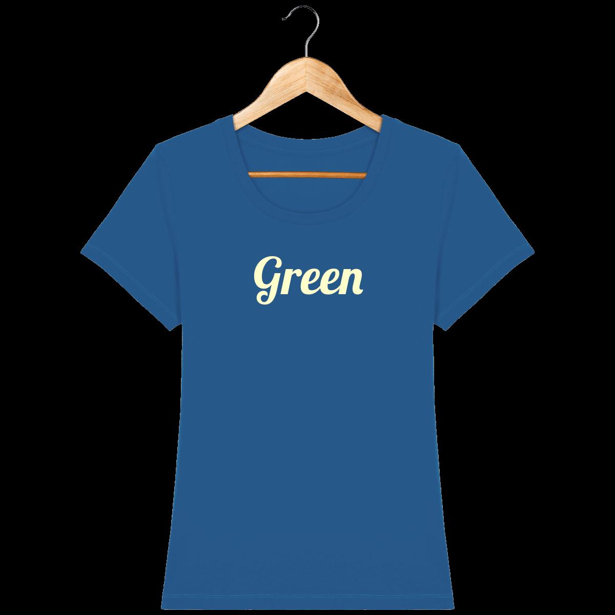 t-shirt-bio-brode-green-bottlegreen-beige_royal-blue_face