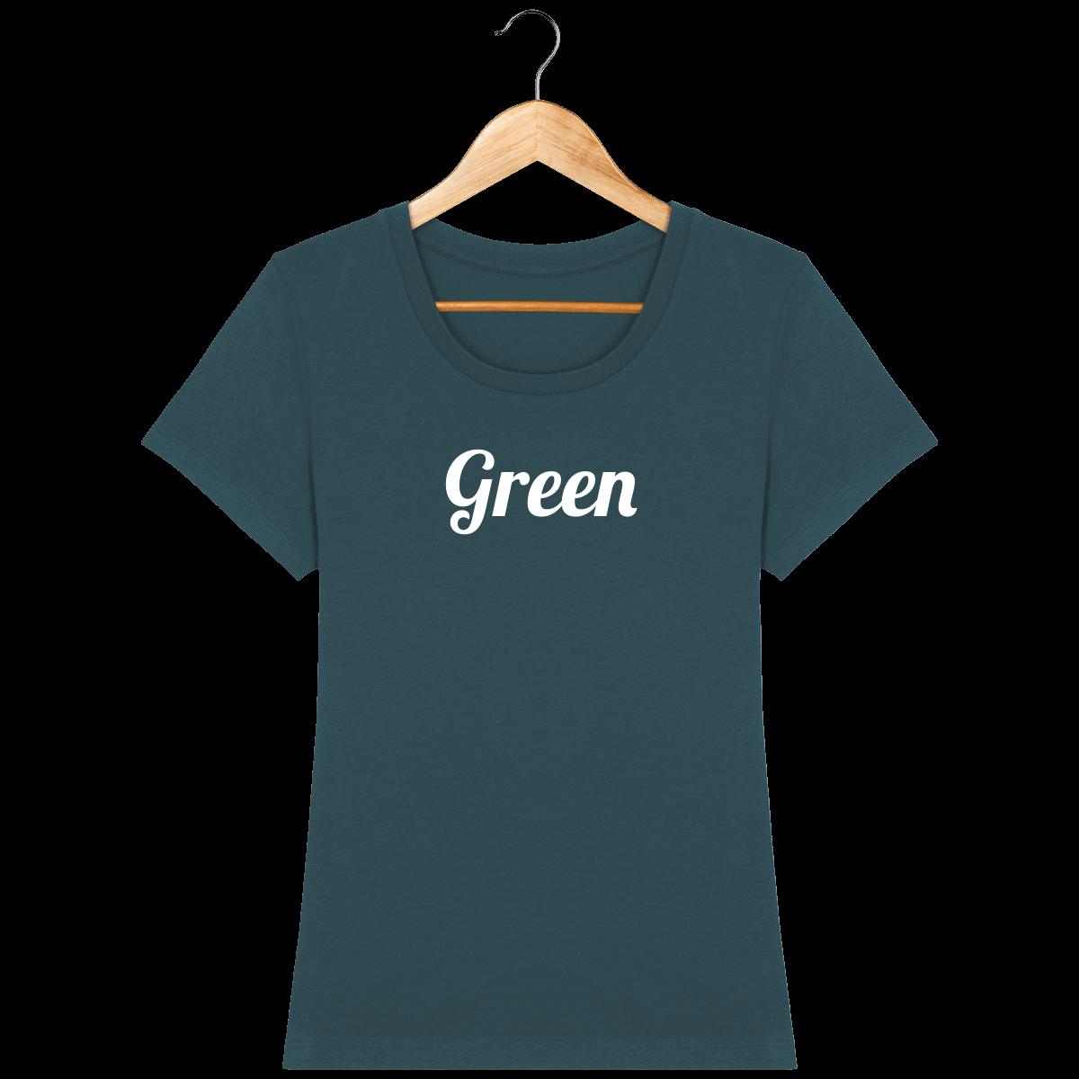 t-shirt-bio-brode-green-khaki-white_stargazer_face