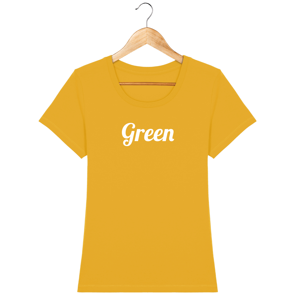 t-shirt-bio-brode-green-khaki-white_spectra-yellow_face