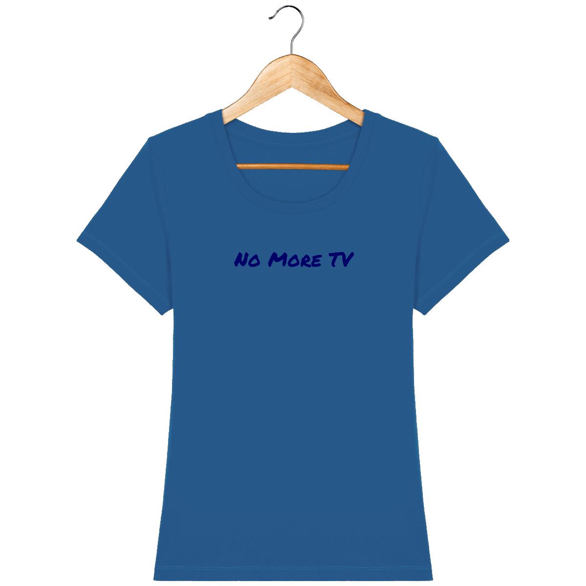 tee-shirt-bio-brode-no-more-tv-white-navy_royal-blue_face