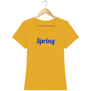 tee-shirt-femme-bio-brode-smile_spectra-yellow_face